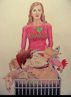 """Maybe a """"specific"""" animal should have been referenced on said shirt! Just sayin', lots of folks I know think they love animals. They love """"pets""""!"""