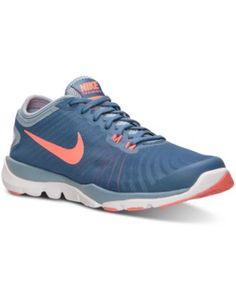 Nike Women's Flex Supreme TR 4 Training Sneakers from Finish Line | macys.com