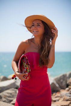 Lovely Pepa wearing Buylevard jumpsuit #fashion #itgirl