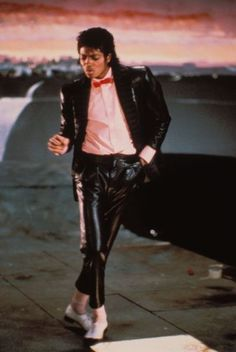"Michael Jackson ""Billie Jean"" Music Video, 1983"