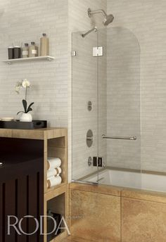 Shower Roda by Basco