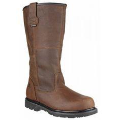 Amblers FS144 Waterproof Rigger Boots Steel Toe Caps & Midsole