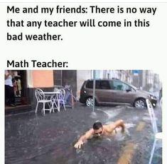 Teachers won't miss a freaking second 😉😉
