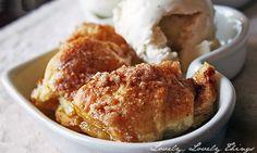 Pampered chef recipe for Apple Bundles