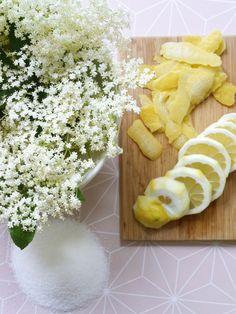 Recipe | Homemade Elderflower Cordial