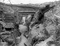 Op deze plaats vond De Slag aan de Somme plaats. Deze slag eiste meer dan een miljoen levens en gigantisch veel tanks, vliegtuigen waren verwoest en heel veel mensen werden vermist. Deze slag vond grotendeels plaats in loopgraven.