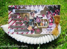 December 25th Christmas Card - Yuletide Collection