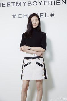Liu Shishi #Chanel