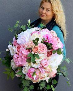 Bukiety sztucznych kwiatów od tendom.pl Floral Wreath, Wreaths, Flowers, Beauty, Home Decor, Beleza, Flower Crowns, Door Wreaths, Room Decor