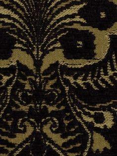 Beacon Hill Fabric 172150 Lalonde Ebony