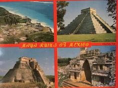 Seven Wonders of Mexico (Part 1) Siete Maravillas de Mexico