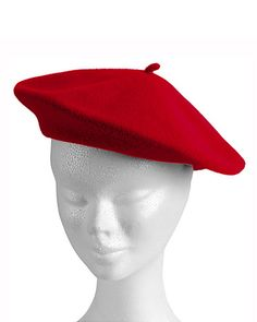 It's Bastille Day! 12 French-Inspired Picks To Help You Celebrate - Souvenirs of Paris beret from InStyle.com