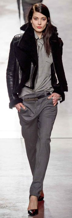 Fall 2014 - Anthony Vaccarello