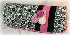 Cricut Expressions Dust Cover (Black and Pink)-- I *MUST* get one of these!!!