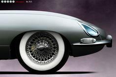Jaguar E type glamour shot ;)