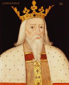 King Edward III (1312-77) British School, 16th century.  In the Royal Collection Trust