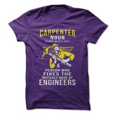 Carpenter Definition