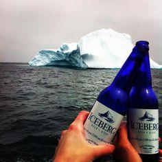Iceberg Beer - Newfoundland