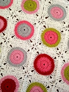 Gumball Blanket pattern by BabyLove Brand