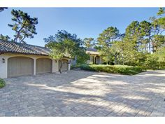 3958 Ronda Rd, Pebble Beach, CA 93953 — Expansive views of The Lodge, Pebble Beach Golf Course, Carmel Beach Pescadero Point and across the bay to Point Lobos and on to the Pacific. The home features Air Jet / Color-lighted spa, Elevator, Fitness Room and Six Fireplaces: Master Suite, Kitchen, Living Room, Dining Room, Guest Suite and Terrace. This home is designed for luxury entertaining and offers the very best views in Pebble Beach.