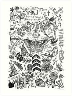 zayn malik tattoo phone case as wallpaper - Google Search