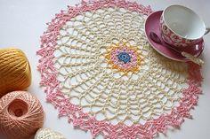 Ravelry: Keksdose Doily-Muster von American Thread Company