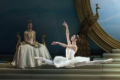 Polina Semionova in Sleeping Beauty Photo credit: Leisure and Cultural Services Department of Hong Kong