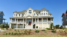 Twiddy Outer Banks Vacation Home - Sea Pearl - Corolla - Oceanfront - 10 Bedrooms