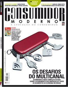 Edição 175 - Os Desafios Do Multicanal. Acompanhe o mais completo estudo sobre o atendimento das empresas de todos os segmentos da economia no Brasil