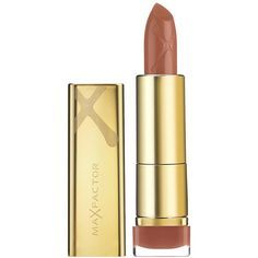 Max Factor Colour Elixir Lipstick Maroon Dust Target Australia ($15) ❤ liked on Polyvore featuring beauty products, makeup, lip makeup, lipstick, moisturizing lipstick, max factor and max factor lipstick