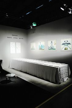 See the latest from leading Brands, contemporary furniture, lighting and objects d'art Art Basel Miami, Contemporary Furniture, Dining Bench, Objects, Lighting, Home Decor, Dining Room Bench, Decoration Home, Light Fixtures