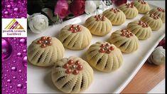 Pratik Yemek Tarifleri mutfağından nakışlı işlemeli şık kurabiyesi, bayram ve düğün gibi özel günlerin süslü ikramı göz alıcı cazibesi muhteşem nefis lezzeti...