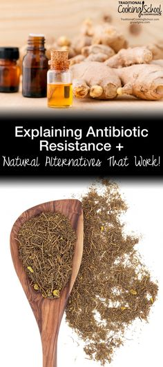 Explaining Antibiotic Resistance + Natural Alternatives That Work! | In 1942…