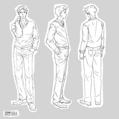 Working on the character design for my Anime project :) see more details about the project: https://www.youtube.com/channel/UC8QnV6w7DkrEJqBd8cxEWzg