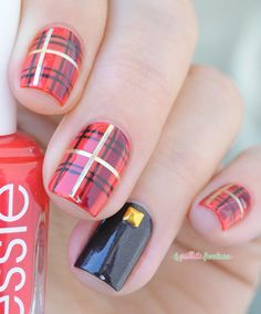 Essie Fall 2015 collection // Legend Leggy Review Rockabilly nails