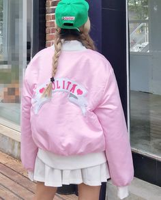Lolita Jacket - $45.00  https://www.storenvy.com/products/15555054-womens-loose-padded-baseball-jacket