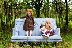 D'aww, little redheads