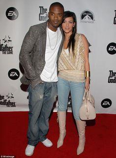 Ray J boasts about Kim Kardashian sex tape on Celebrity Big Brother Kim Kardashian Sheer, Kardashian Jenner, Maternity Wear, Maternity Dresses, Young Kim, 00s Fashion, Nick Cannon, Celebrity Big Brother, Jenner Family