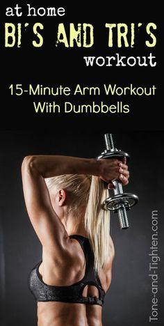 #arms #fitness From Tone-and-Tighten.com #fitnessregimenshttps://www.pinterest.com/dcindcmedia/