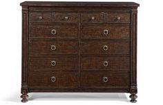 Bernhardt | Commonwealth Bachelor's Chest (334-232L)
