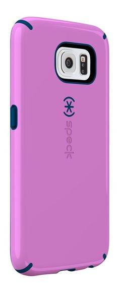 Speck Samsung Galaxy S6 CandyShell Case - Beaming Orchid Purple / Deep Sea Blue