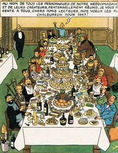 The Adventures of Tintin New Years