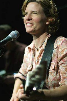 Singer/songwriter Catie Curtis.