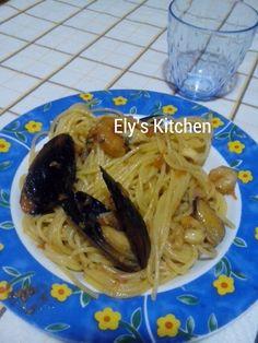 Spaghetti allo scoglio.