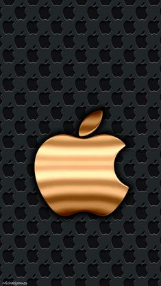 Golden Apple Apple iPhone 5s hd wallpapers available for free download.