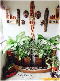 Choc-a-bloc of Treasured Keepsakes (Home Tour of Sunita Polumetla)