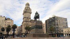 Blog Encantes : Um dia para conhecer Montevidéu