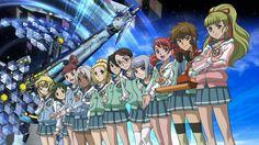 Bodacious Space Pirates Anime | Image via Anime Vice