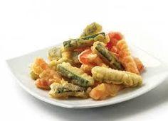tempurá de legumes