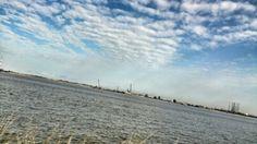 #Clouds #water Eko Atlantic, Lagos, Nigeria.